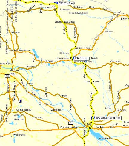 alternative route nach kroatien
